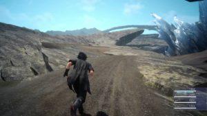 Field and combat controls [Final Fantasy 15/ FFXV] - SAMURAI