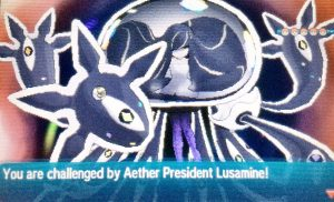 aether president lusamine