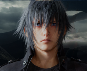 main characters - Noctis