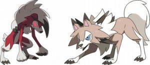 pokemon sun and moon how to obtain the lycanroc forms pokémon sun