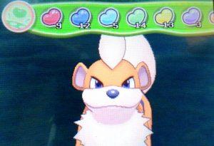 Poke Beans in Pokemon Refresh
