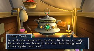 Dragon Quest VIII Alchemy Pot