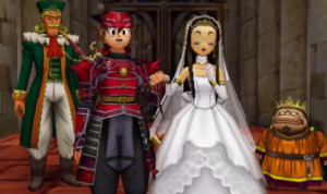 Dragon Quest VIII 3DS - Medea Wedding