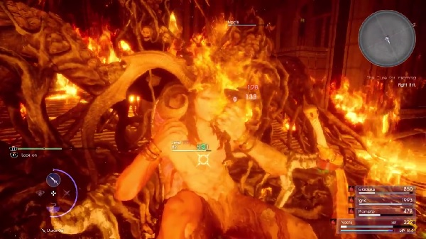 How Much Is A Dodge Demon >> Ifrit the Infernian (Chapter 15) Boss Guide [Final Fantasy ...