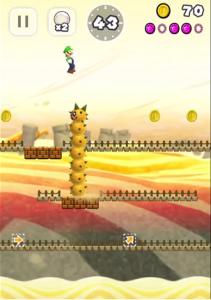 Super Mario Run Luigi