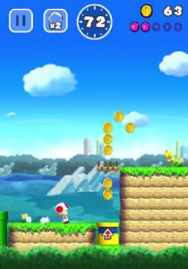 Super Mario Run - Toad