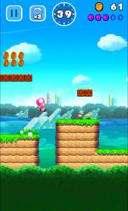 Super Mario Run - Toadette