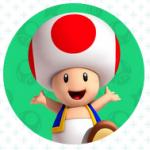 Super Mario Run: Toad
