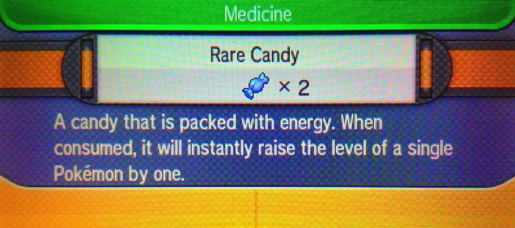 How to get Rare Candy Cafe Method [Pokémon Sun and Moon