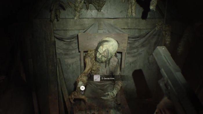 Secret Detention Room Resident Evil 7 Re7 Samurai Gamers