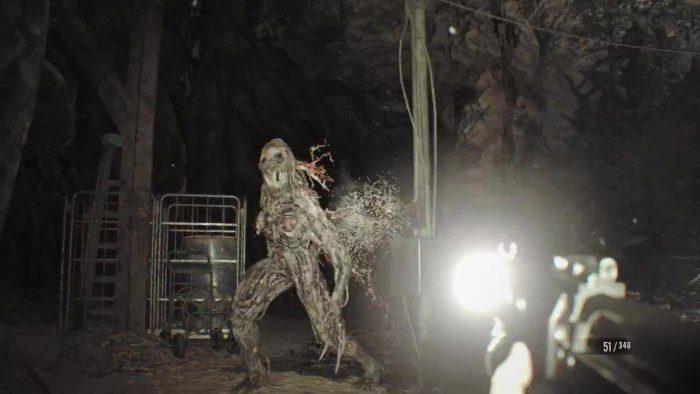 Salt Mines Walkthrough Resident Evil 7 Re7