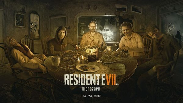 Characters Resident Evil 7 Re7