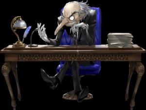 Persona 5 - Igor