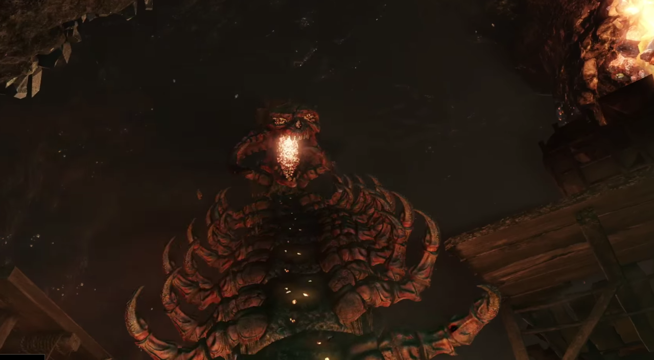 Nioh Great Centipede Guide
