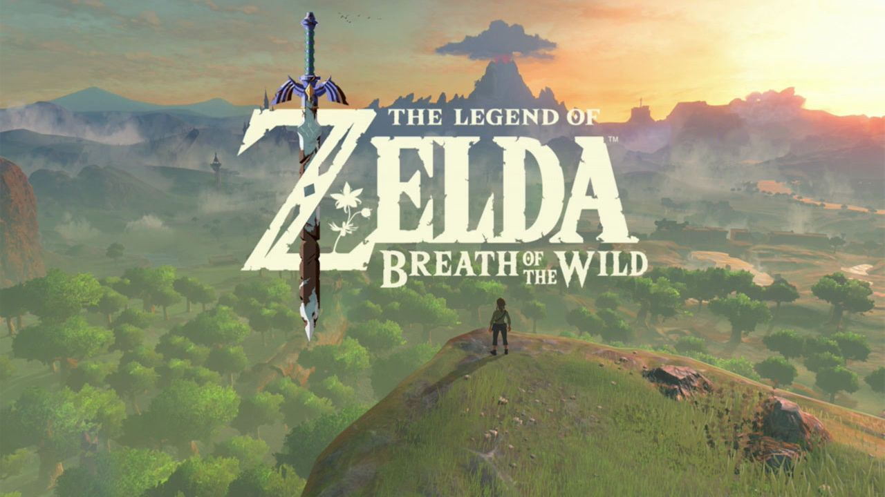 The Legend Of Zelda Breath Of The Wild A Gift For My Beloved Side