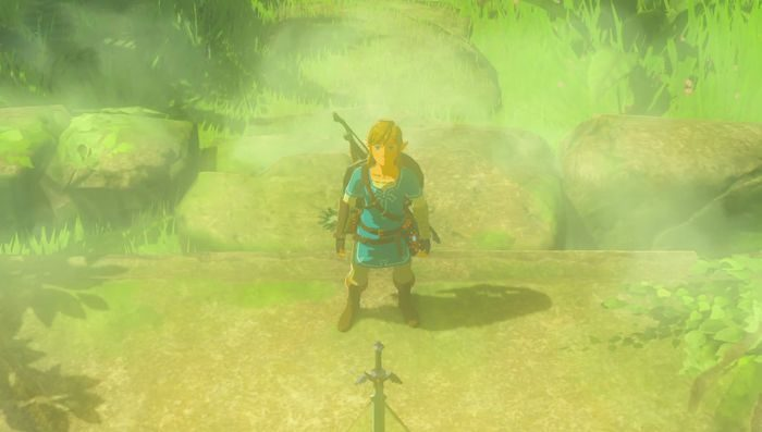 How To Get The Master Sword Guide The Legend Of Zelda Breath Of The Wild Samurai Gamers