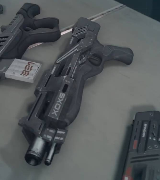m-23 katana mass effect andromeda