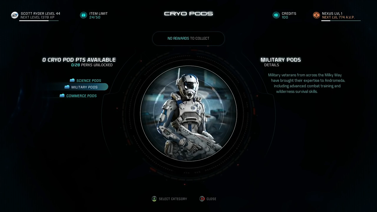 mass effect andromeda hyperion characters