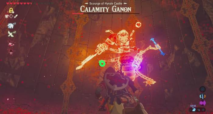 Calamity Ganon Final Boss Guide The Legend Of Zelda Breath