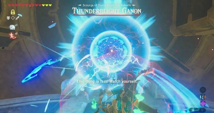 Thunderblight Ganon Boss Guide The Legend Of Zelda Breath