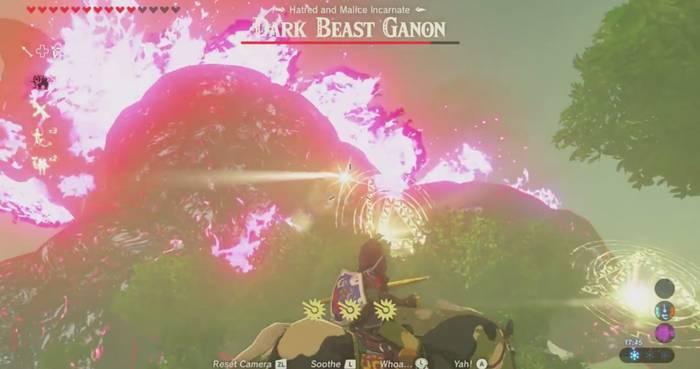 Dark Beast Ganon Final Boss Guide The Legend Of Zelda
