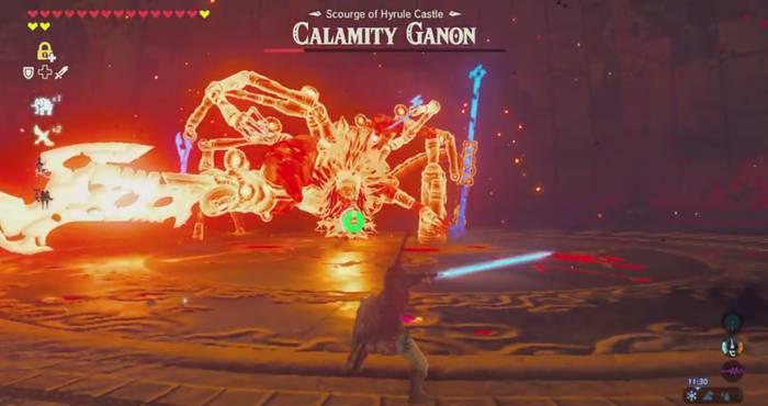 Calamity Ganon Final Boss Guide The Legend Of Zelda Breath
