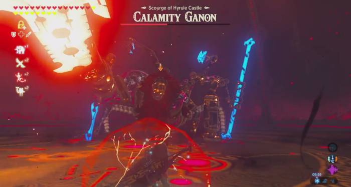 Calamity Ganon Final Boss Guide [The Legend of Zelda: Breath
